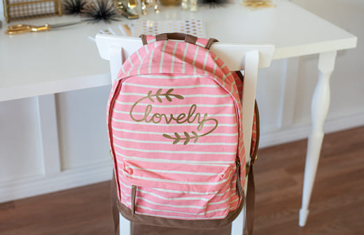 Lovely Backpack