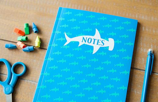 Shark Notebook