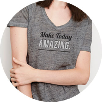Make Today Amazing. T-shirt