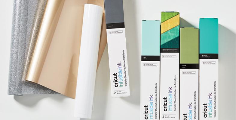 Cricut EasyPress Materials
