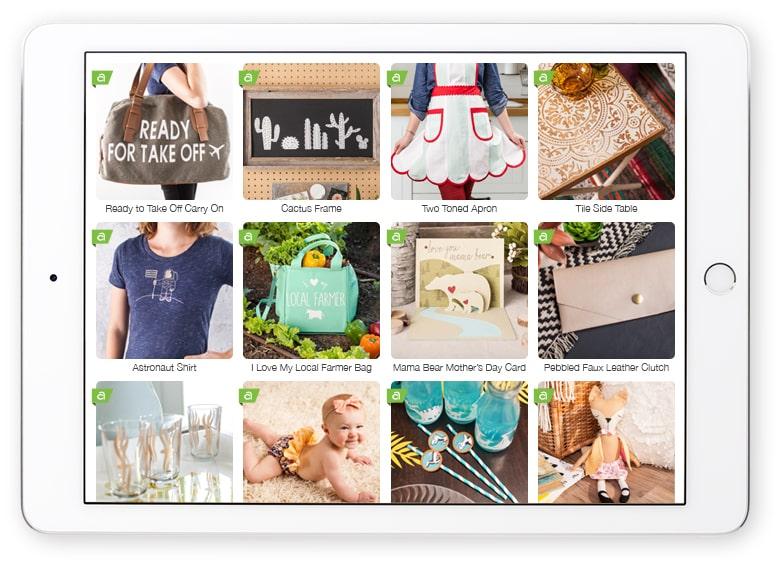 Cricut projects on iPad