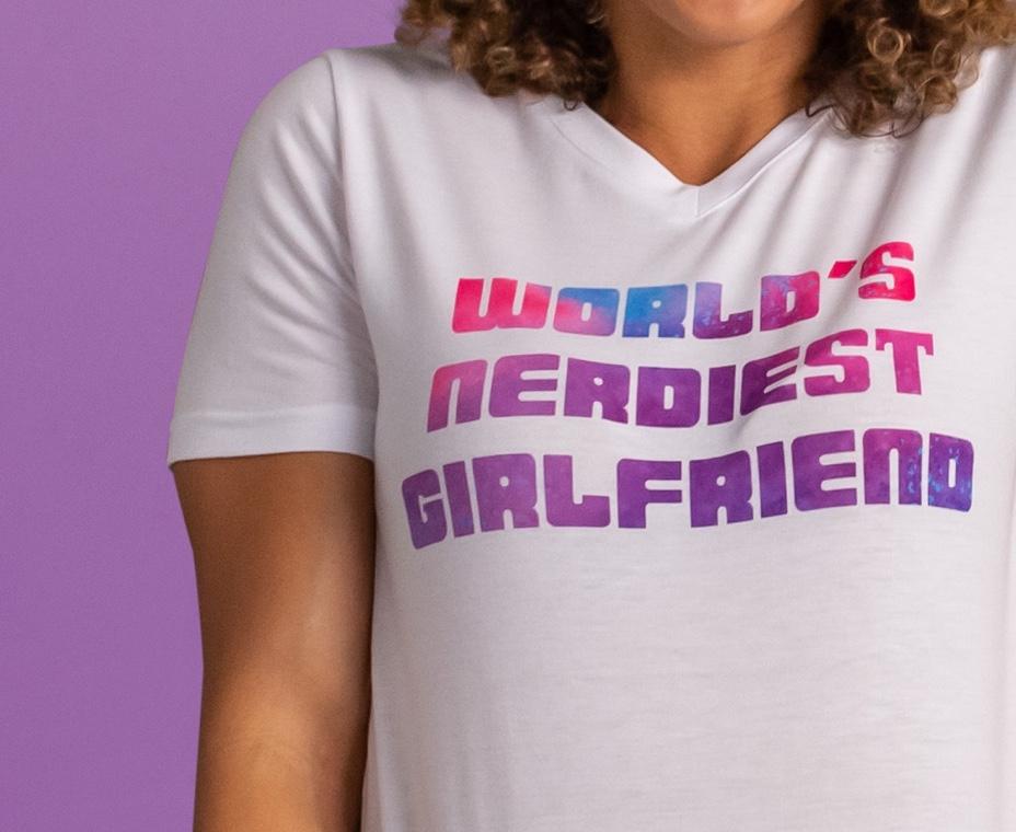 World's Nerdiest Girlfriend