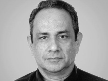 Sanjay Dhar Headshot