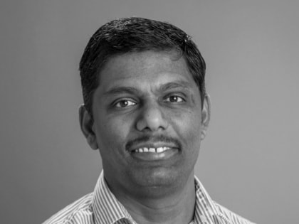 Sriram Alagappa Headshot