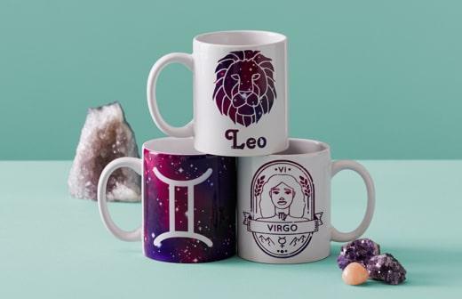 Mugs signes du zodiaque