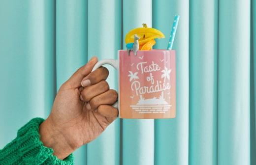 Taste of Paradise Mugs