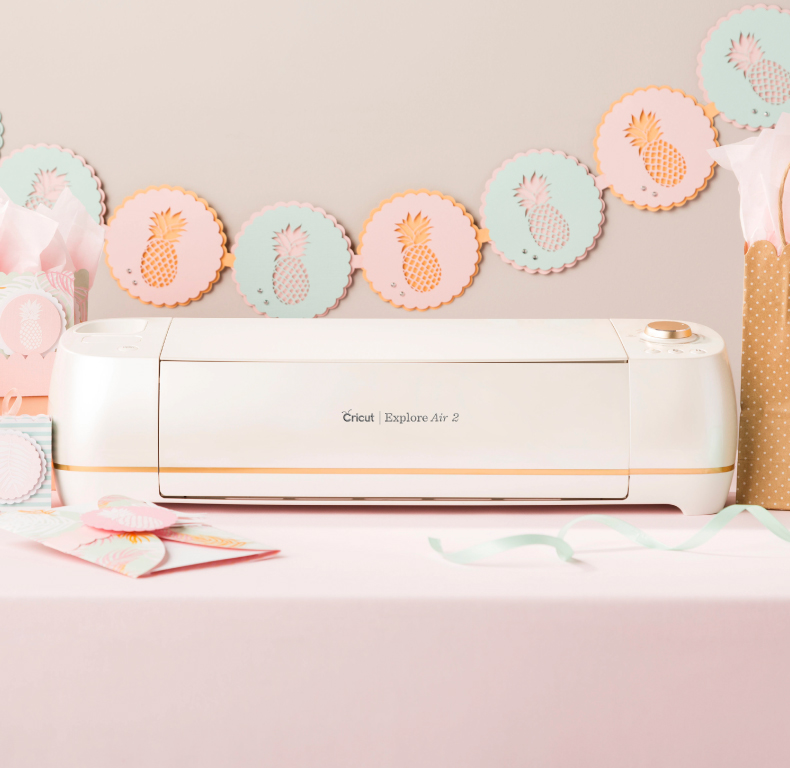 Cricut Explore Air 2 - Martha Stewart Edition
