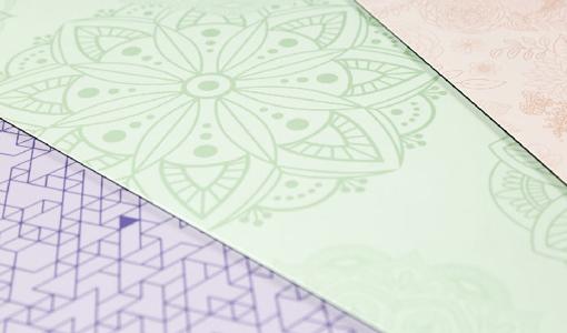 Self healing mats