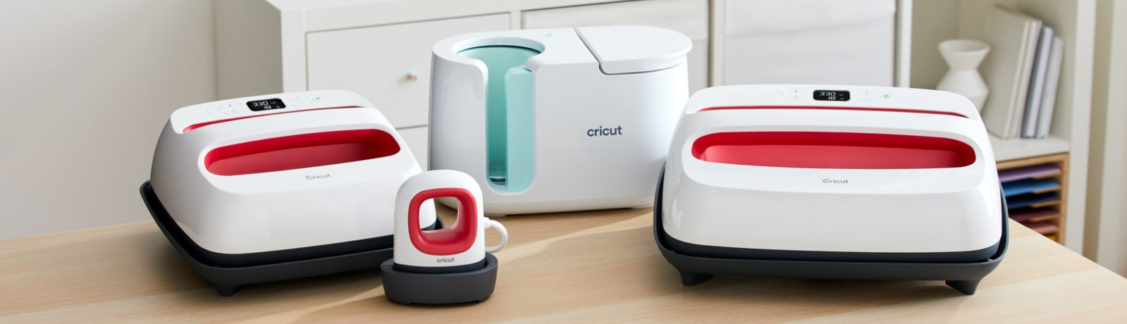 Cricut Heat Presses