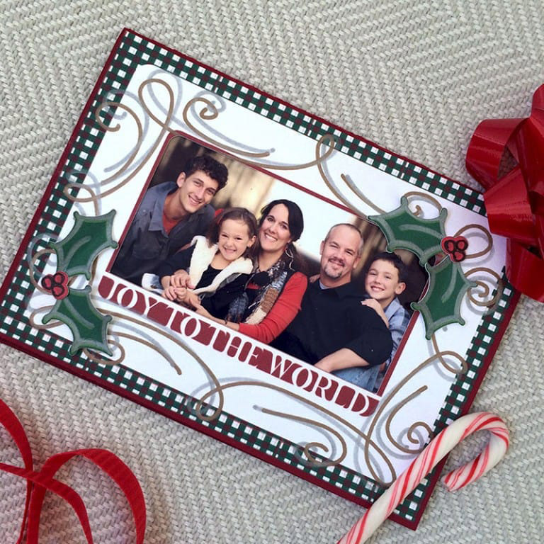 Make Your Christmas Cards This Year!