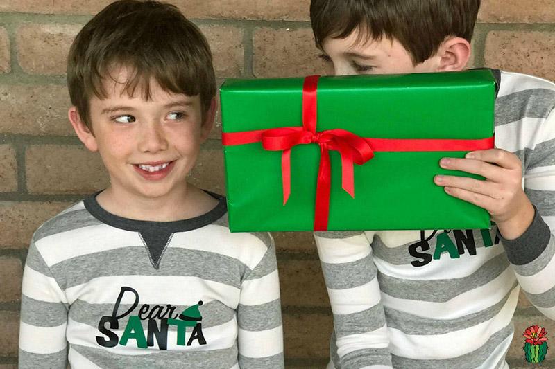 Make Christmas pajamas