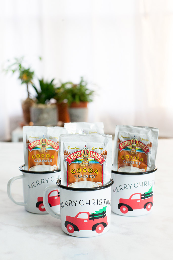Christmas Tree Truck Mug from Whipperberry