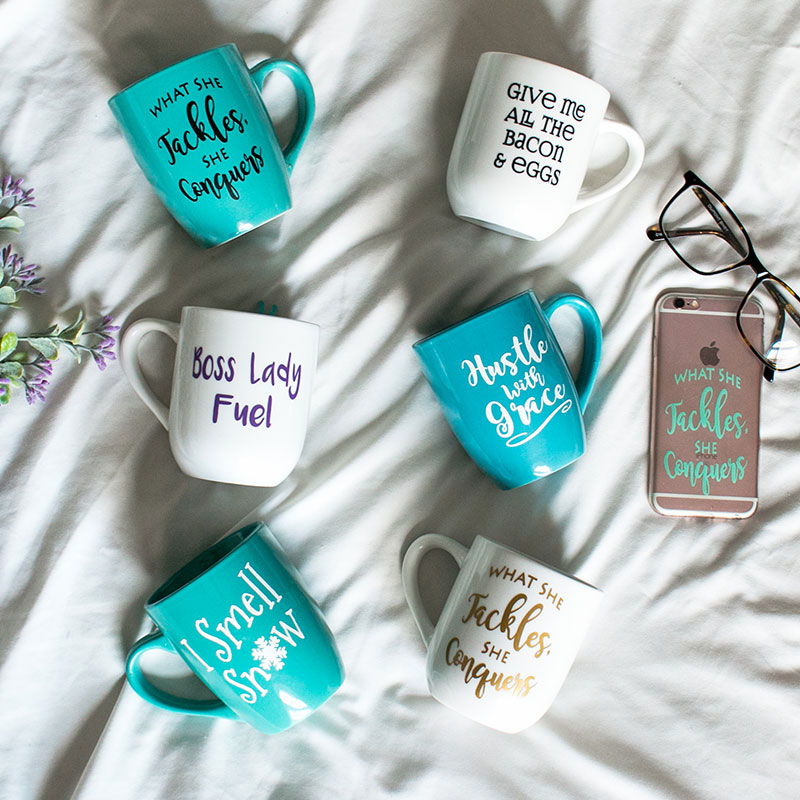 Starting an Etsy shop - Mugs