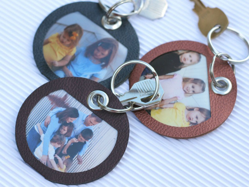 Cute photo key fobs you can make