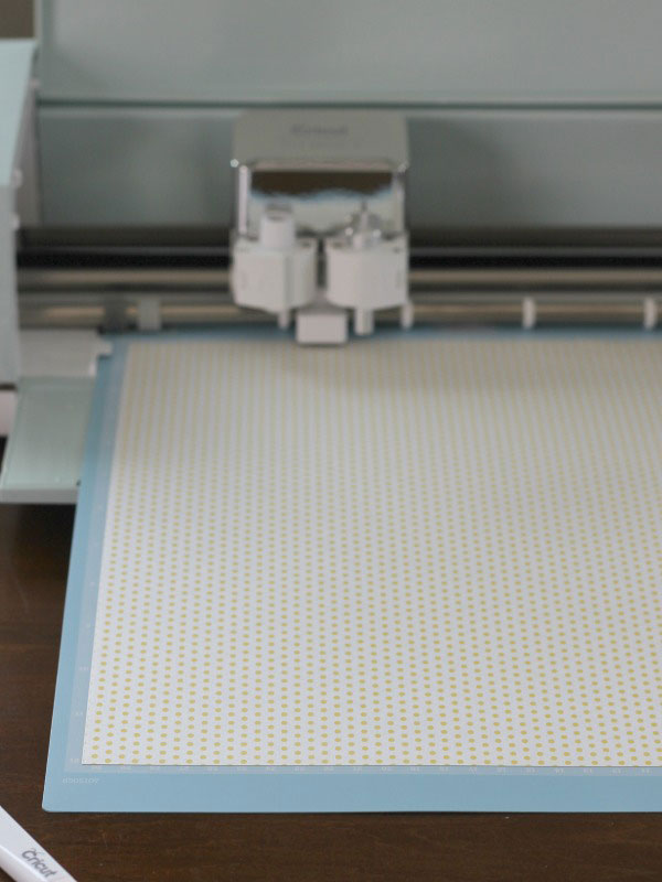 The LightGrip cutting mat is good for lighter materials like vellum and washi tape sheets