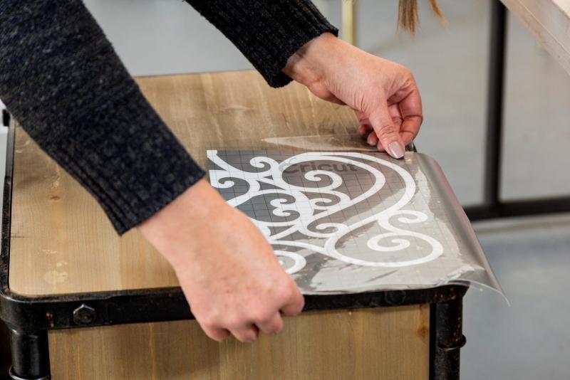 Cricut Stencil Image