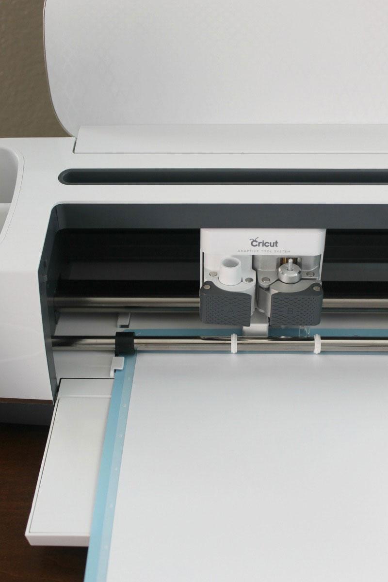 Have your Cricut cut your designs