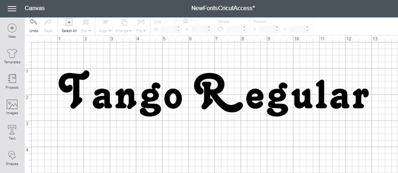 Meet Some of the New Fonts in Cricut Access! | Cricut