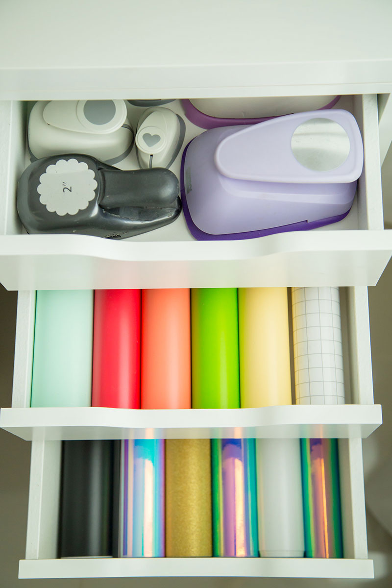 Organize Your Craft Room This Fall!