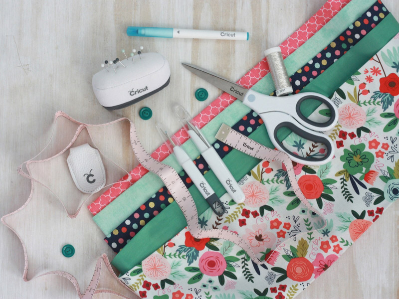Sewing supplies for the beginning Cricut user