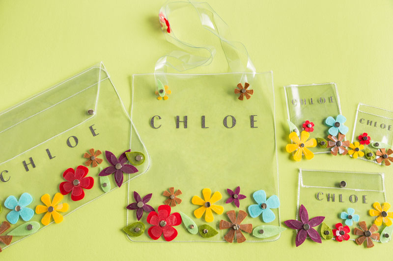 Chloe Sooyeon Kang, Accessories Design