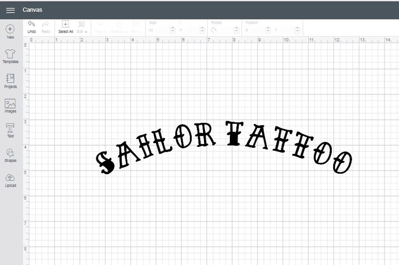 Sailor Tattoo font