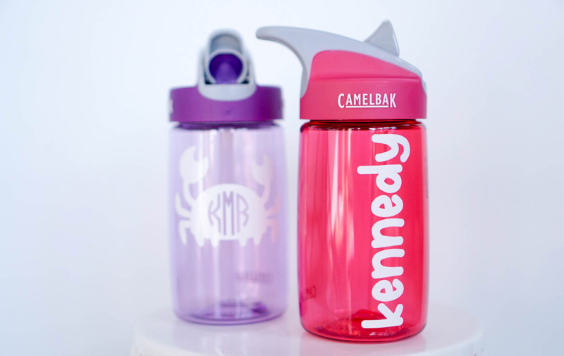 Easy Personalized Water Bottles