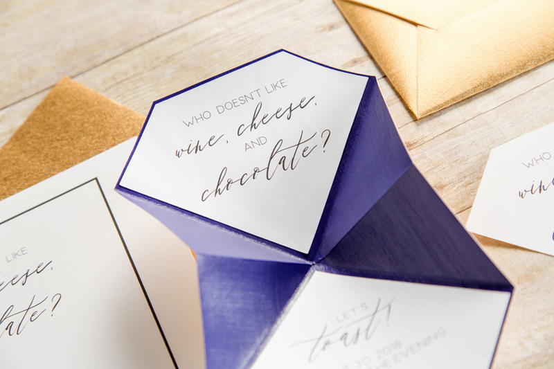 Geometric Invitations