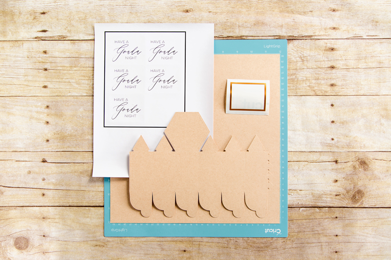 DIY Gouda Gift Boxes