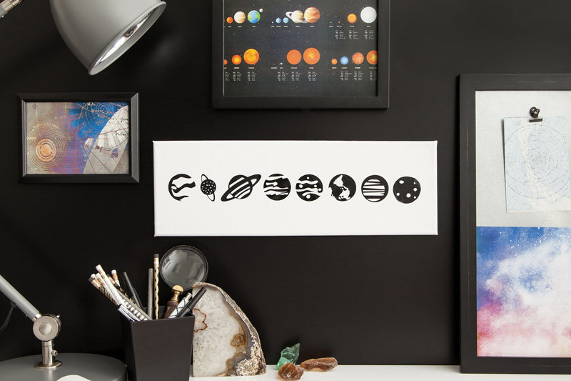 Geeky home decor