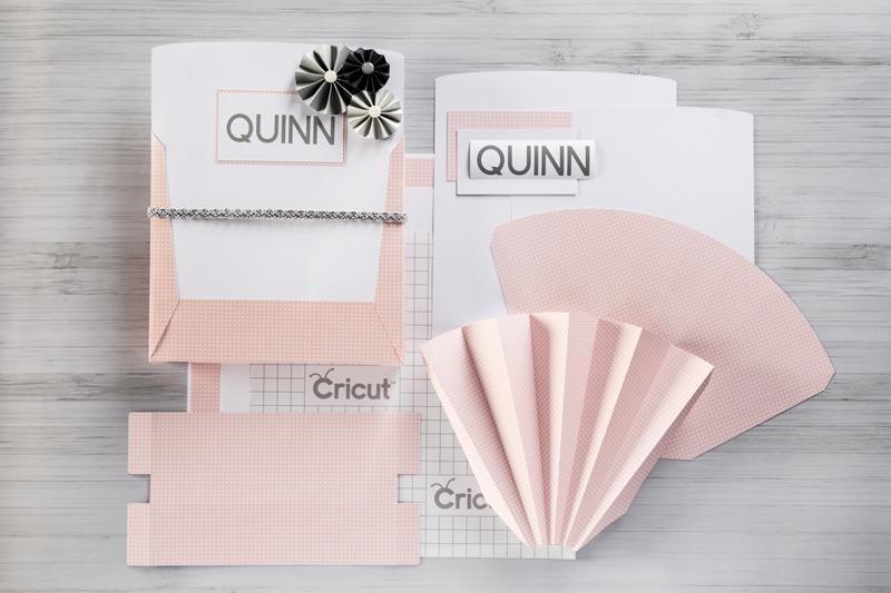 Embellished Folder