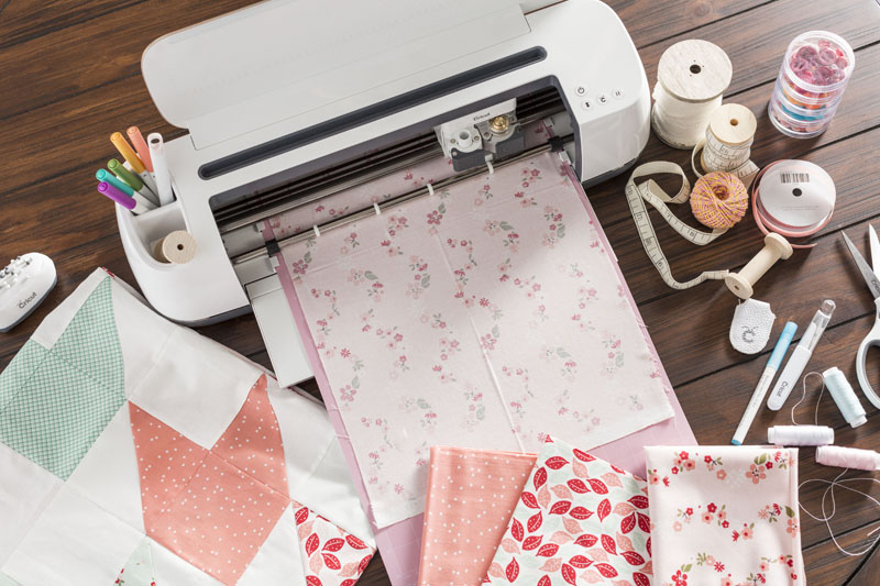 Meet Your Sewing Sidekick: Cricut Maker™