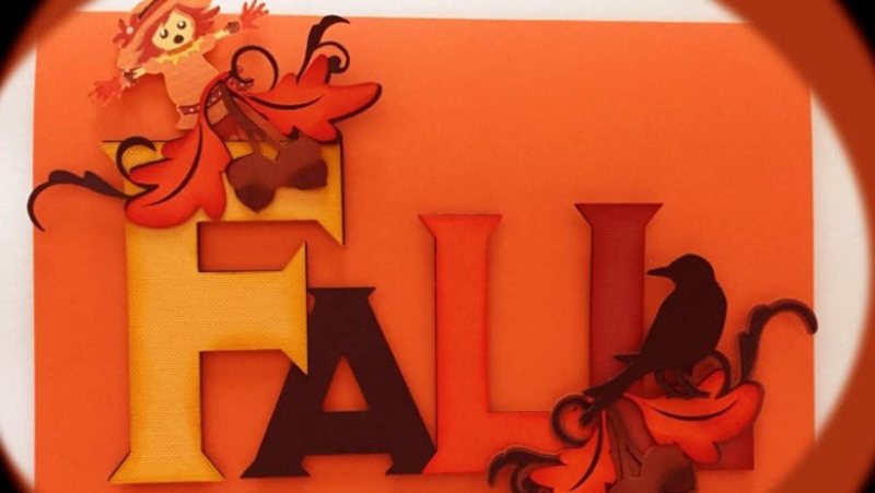 Cricut Community Fall Decor