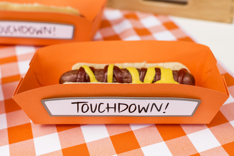 Customize Your Tailgate Party