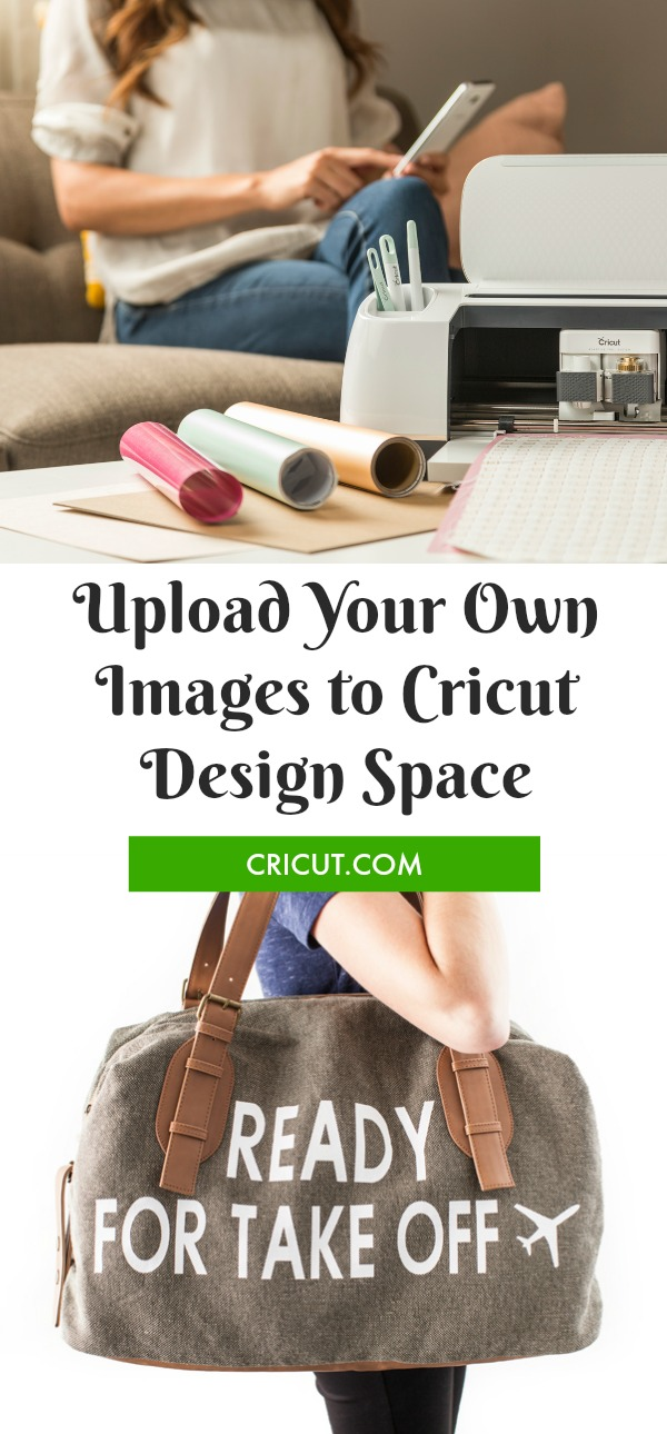 Upload Images in Design Space with Cricut Maker