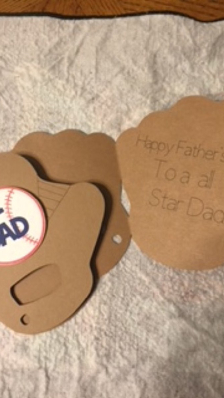 Cricut Community Favorite Baseball Projects