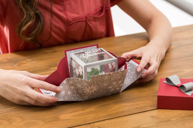Holiday Exploding Box