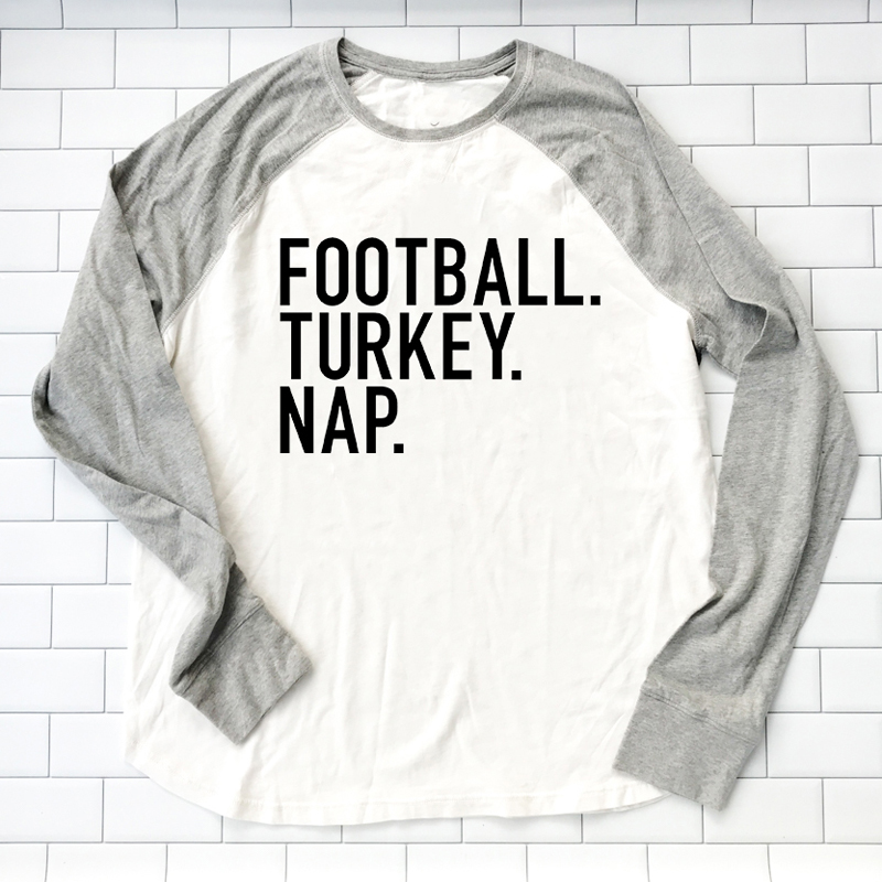 DIY Thanksgiving Shirts