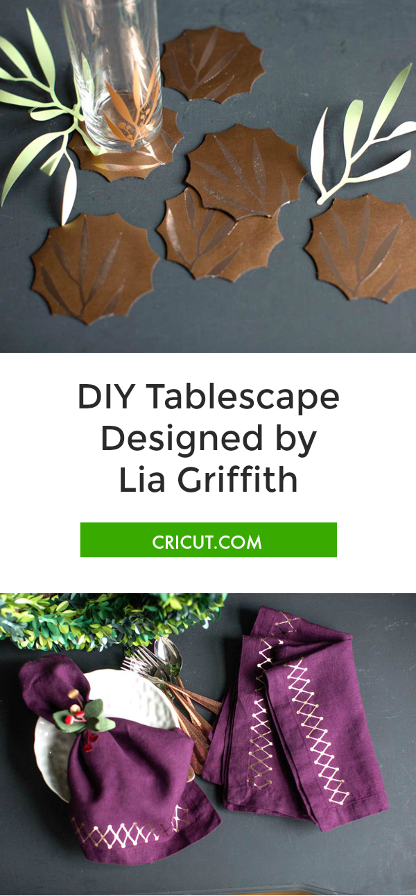Lia Griffith Table Decor