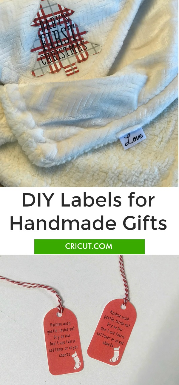 DIY Labels for Handmade Gifts