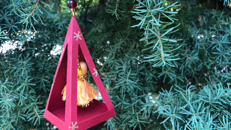 Cricut Community Favorite Festive Ornaments