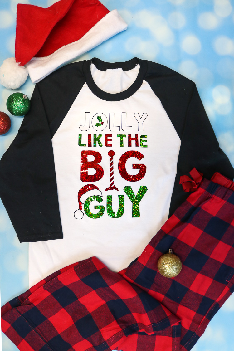 DIY Holiday Family Jammies