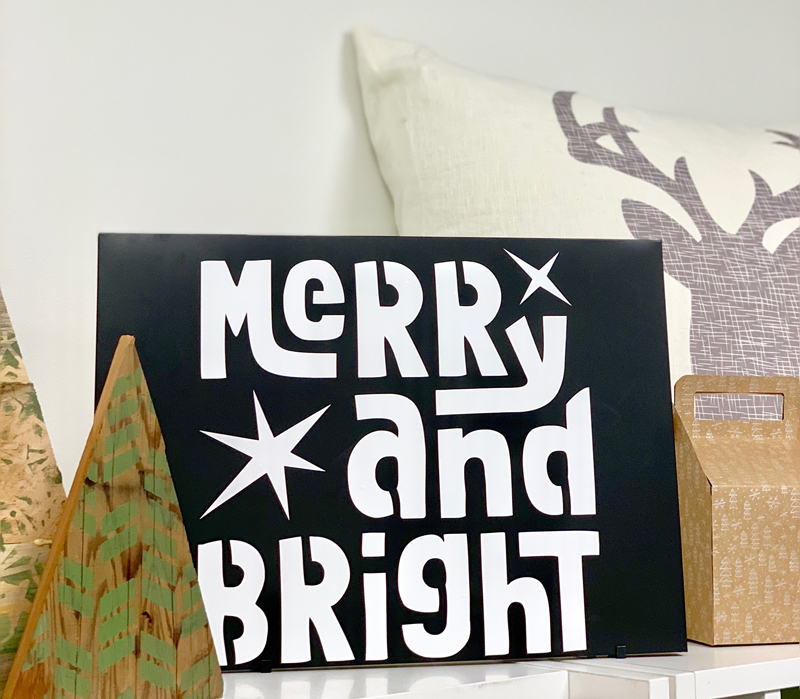 8 Weeks to DIY Holiday Décor: Week 5 – Around the House