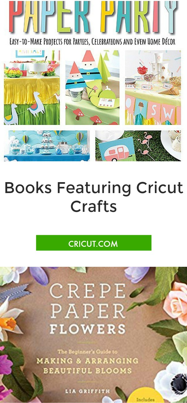 Books by Cricut Crafters