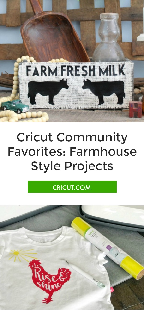 Cricut Community: Favorite Farmhouse Looks