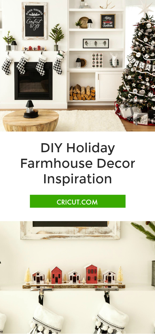 DIY Farmhouse Holiday Decor