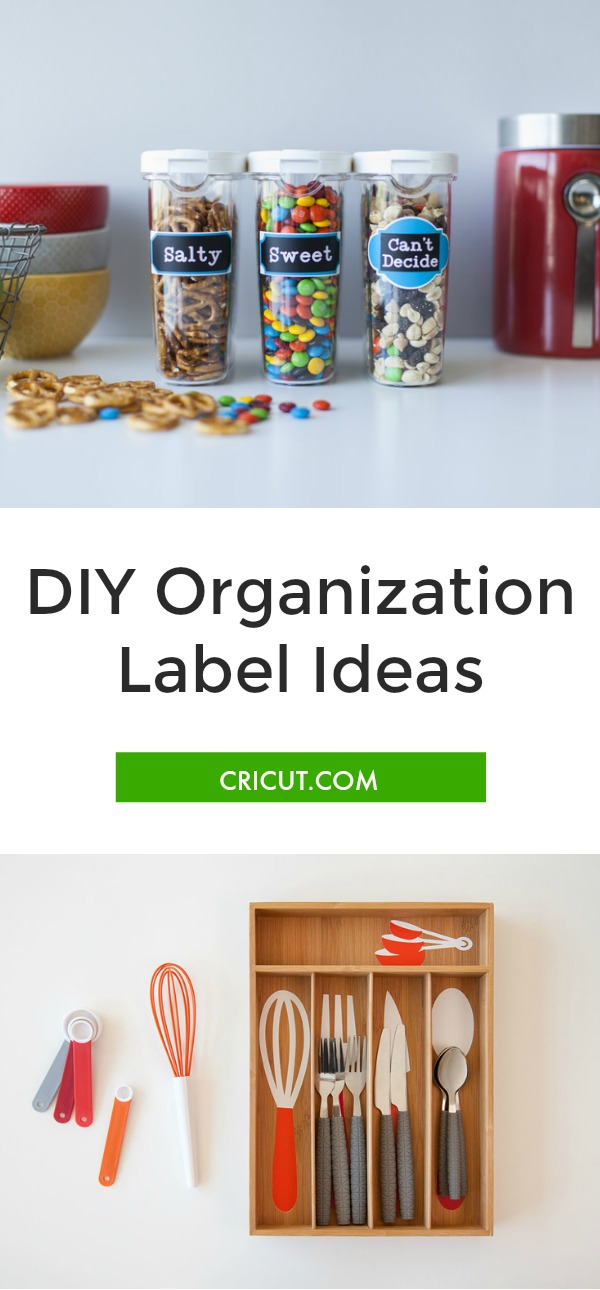 Organizing labels, organizing ideas