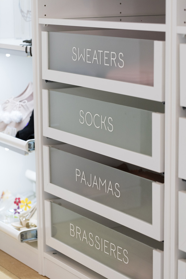 Closet Organization - 4 DIY Ideas to Organize your Closet ...