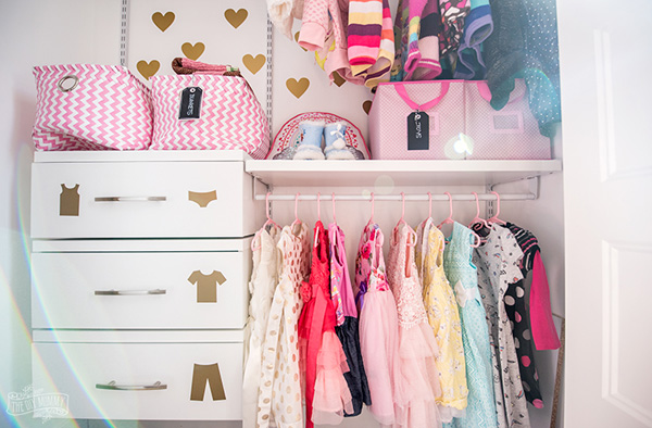 DIY Closet Organization Ideas