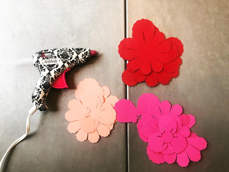DIY Valentine's Wreath